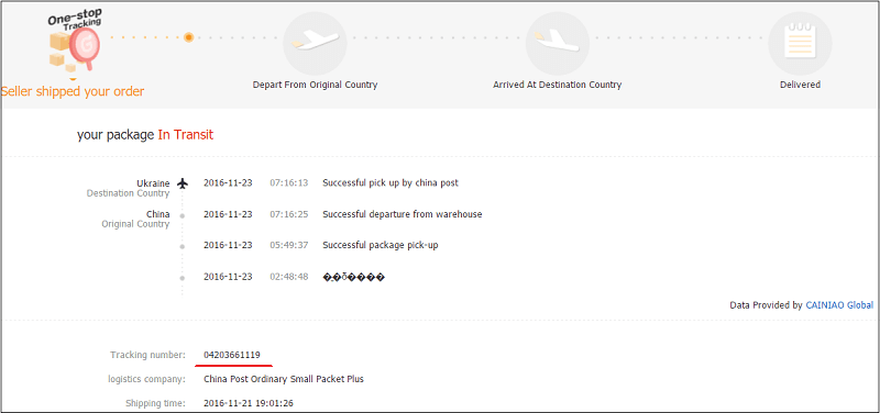 Отслеживание посылок с Алиэкспресс по номеру заказа – реально или нет?