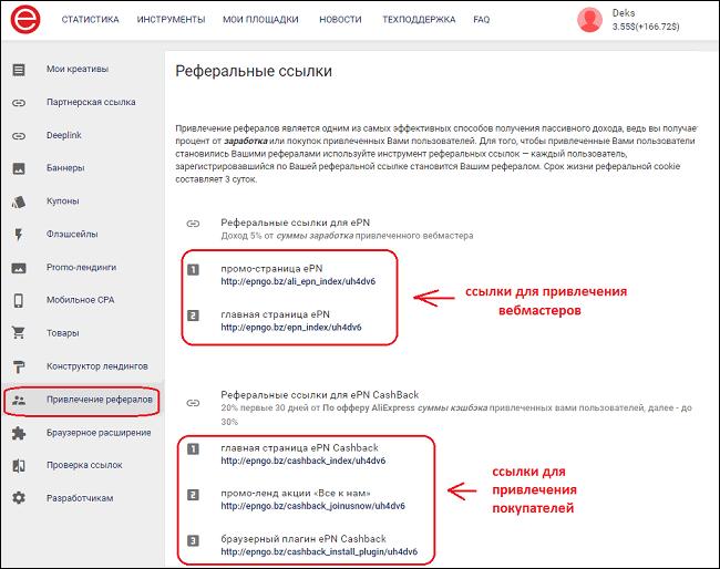 Как зарабатывать на Алиэкспресс c ePN Aliexpress