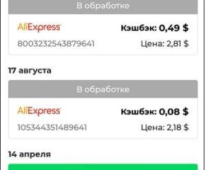 Как пользоваться кэшбэк Алиэкспресс через мобильное приложение